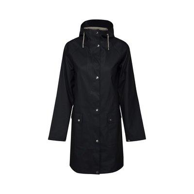 Raincoat, Dark Indigo