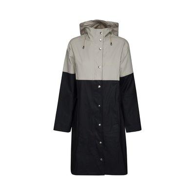 Raincoat, Black Milk Creme