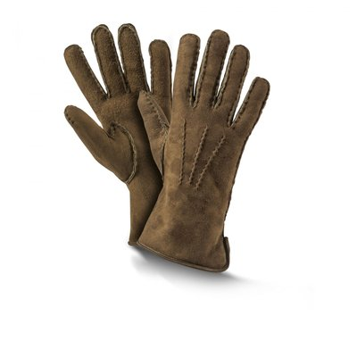 Vingerhandschoen Premium, Olijf