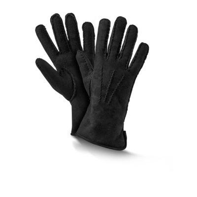 Vingerhandschoen Premium, Zwart