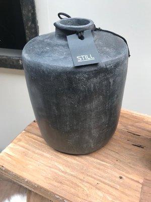 Still Bottle L - Black Vintage