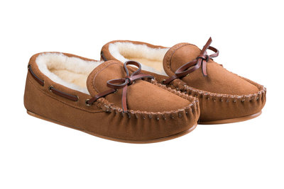 Pantoffel Moccasin, Dakota