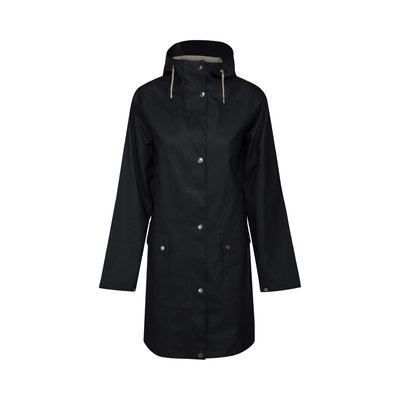 Raincoat, Dark Indigo