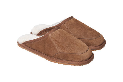 Pantoffel Caldo, Bruin