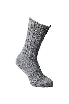 Alpaca sokken dik, Grijs