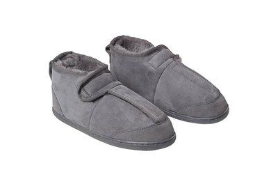 Pantoffel Sanis, Antraciet