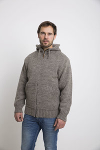 Classic Hoody, Taupe